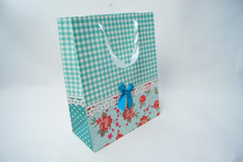 New style paper bag, packing bag, shopping paper bag