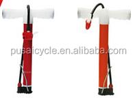 bicycle pump/ high quality bicycle pump plastic handle