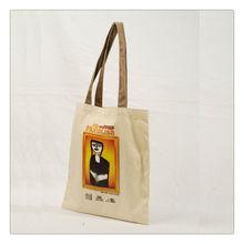 promotion men canvas bag Organic cotton bag Cotton canvas bag