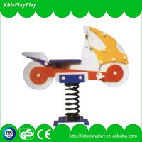 inflatable rocking horse