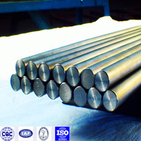 China professional hot rolled alloy army round steel bar supplier