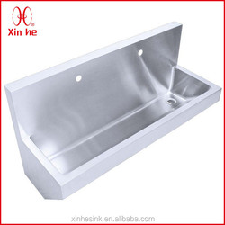 Hospital and Public ! long design stainless steel water trough