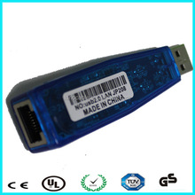 10/100m usb to ethernet laptop network card external adapter