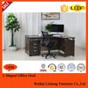 High end office furniture/l-type office table