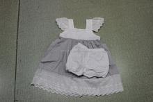 Venta al por mayor alibaba nueva moda niños del bebé del algodón vestidos diseños cenicienta vestidos para las muchachas