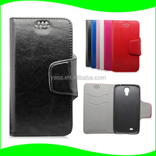 High Quality Factory Price Leather Phone Case For Samsung Galaxy S4,Leather For Samsung Galaxy S4 I9500 Phone Case