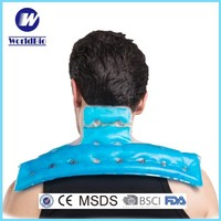 Reusable shoulder neck magic heat pad
