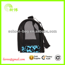 Fashionable hot sell durable and useful pet bag carrier