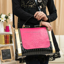 2014 Fashion Design High Quality Handbags Women Bags Supplier