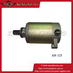 motorcycle starting motor AN-125 high quality reasonable price