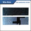 New black ru laptop keyboard for samsung rv509 rv520 rv511 series