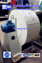 Special design levogyration centrifugal frp Fan/Exported to Europe/Russia/Iran