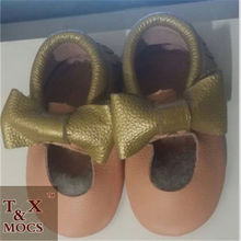2015 new arrival new born leather children fancy baby shoes for uk