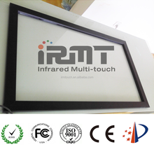 IR Multi Touch Screen Monitor / Frame/ Overlay with USB Plug, Driver Free
