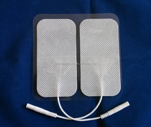 TENS Electrode with snap button/wire/wireless