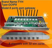 best voip products, gsm/cdma goip gateway/voip mobile phone with dual sim