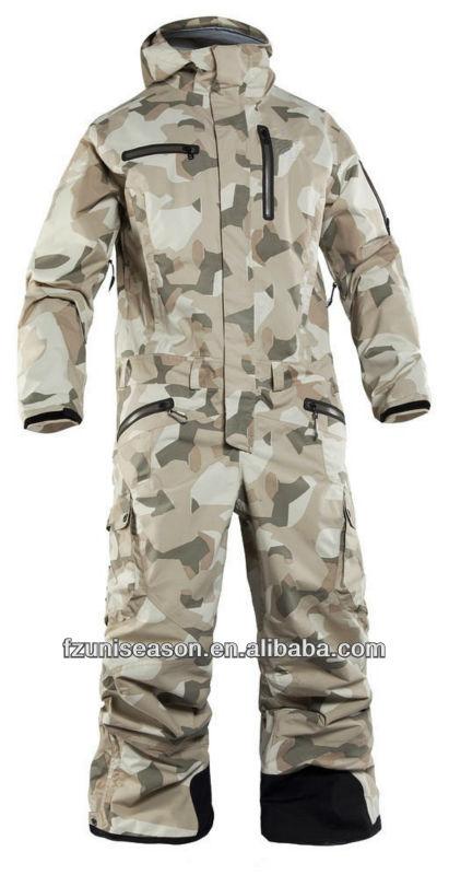 sl7049 camo one piece ski suits buy ski suit one piece. Black Bedroom Furniture Sets. Home Design Ideas