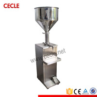 FF4-1000 portable foot operated oil filling machine
