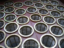 Supplies dust collector air filter cages