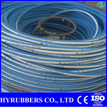 High pressure jet washer hose for cleaning machine or car