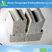 fire prevention water resistance bathroom expanded polystyrene panel