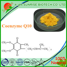 Factory supply Best Selling Nutritional Supplement Coenzyme Q10 CAS:303-98-0