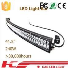 Factory offer super bright Off road led light bar atv led light bar