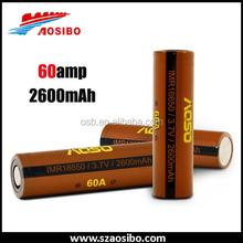 High diain SAMSUNG 25R 18650 2500mah, SAMSUNG INR18650 25R e-cigratte high power battery for samaung hot sale in USA
