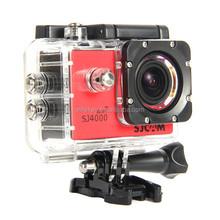 SJCAM SJ4000 Wifi Chipest Novatek 96650 Full HD Sports Action Camera Waterproof 30M Outdoor Camcorder Bicycle Helmet Recorder