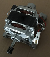 Replacement universal motor for washing machine ZSK