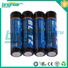 high r03p aaa high capacity dry cell carbon zinc batteries manufacturers