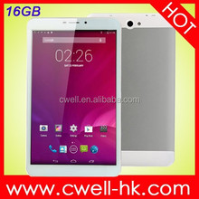 8inch Android tablet pc MediaTek MTK8382 Quad Core 1.2GHz