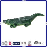 China manufacture promotional pu foam toy/ pu alligator