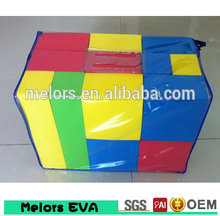 Factory Supply High-Density Baby Toy For Kids With All Certificates Colourful Building Eva Formamide-Free Block