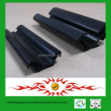 waterproof automotive rubber parts / window channel rubber