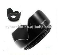 58mm Flower Petal sharped Lens Hood for Canon Nikon Sony Pentax
