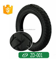 China High Quality kid bicycle tyre ZD001 12x2.125 eco-friendly