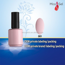 UV gel factory price in China best sale 15ml color gel as painting the nails