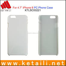 2015new arrival soft TPU Case for iphone 6 made in shenzhen