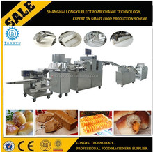 Industrial Bean Paste Filled Bread Processing Line Direct Sale