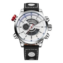 2015 fashional Japan movement woman watches PU strap 3atm water resistant