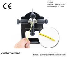 XS-015 Manual Copper Stripping Machine and Scrap Machine in Cable Making Equipment