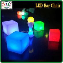 dry bar furniture led small cube colorful led lighting glowing cube colorful led lighting glowing cube