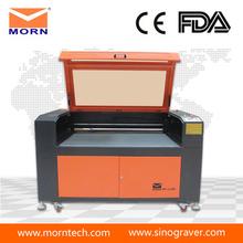 morn brand 1390 mini cnc laser cutting machine price