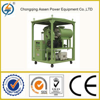Zero pollution and lower cost load tap changer oil filter