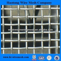 High Quality Hot Dipped Galvanized Crimped Wire Mesh