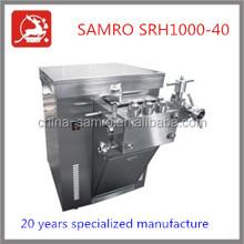direct manufacture 1000L/H 40 Mpa dounce tissue homogenizer
