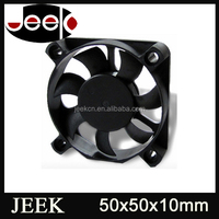 Dc fan 50x50x10 5v 12v 24v small brushless cooling fan with ce/rohs/ul approved