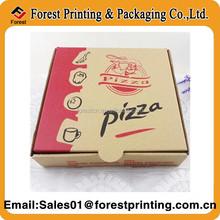 Wholesale pizza cartons ,square pizza box,corrugated pizza boxes