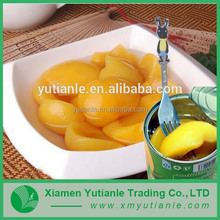 Trustworthy china supplier canned white peaches
